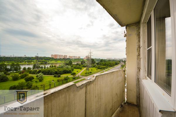 Адрес: Батайский проезд, дом 37, агентство недвижимости Гост-Гарант, планировка: П44, комнат: 1. Фото 9