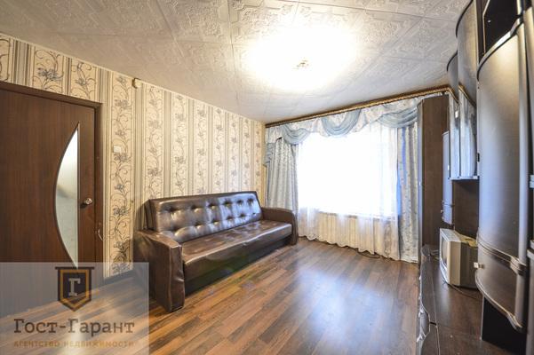 Адрес: Люблинская улица, дом 33/2к1, агентство недвижимости Гост-Гарант, планировка: II-18/12, комнат: 2. Фото 1