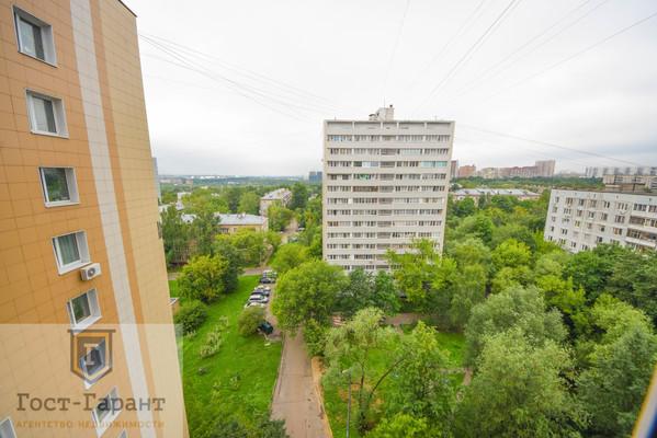 2 комнатная в районе Фили-Давыдково. Фото 13
