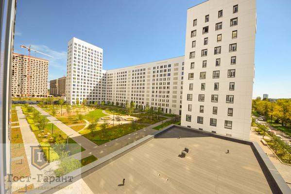 Адрес: Березовая аллея, дом 17к1, агентство недвижимости Гост-Гарант, планировка: Индивидуальный проект, комнат: 3. Фото 16