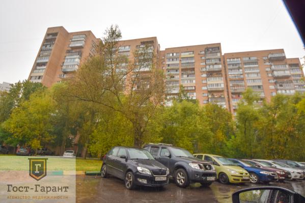 Адрес: Флотская улица, дом 27, агентство недвижимости Гост-Гарант, планировка: Индивидуальный проект, комнат: 1. Фото 9
