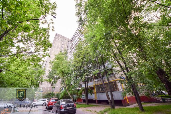 Адрес: Федеративный проспект, 42к1, агентство недвижимости Гост-Гарант, планировка:  И-209А, комнат: 3. Фото 19
