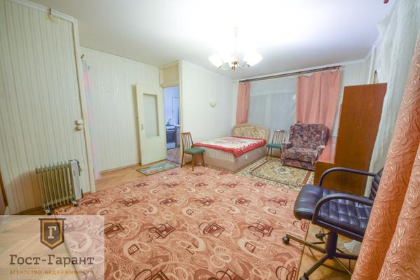 Адрес: 4-я Марьиной рощи улица, дом 4А, агентство недвижимости Гост-Гарант, планировка: I-515, комнат: 1. Фото 2