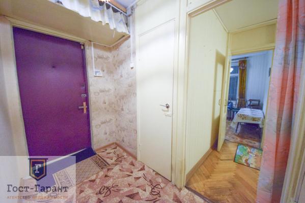 Адрес: 4-я Марьиной рощи улица, дом 4А, агентство недвижимости Гост-Гарант, планировка: I-515, комнат: 1. Фото 5