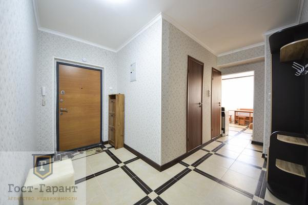 Адрес: Самуила Маршака улица, дом 21, агентство недвижимости Гост-Гарант, планировка: П44К, комнат: 2. Фото 6