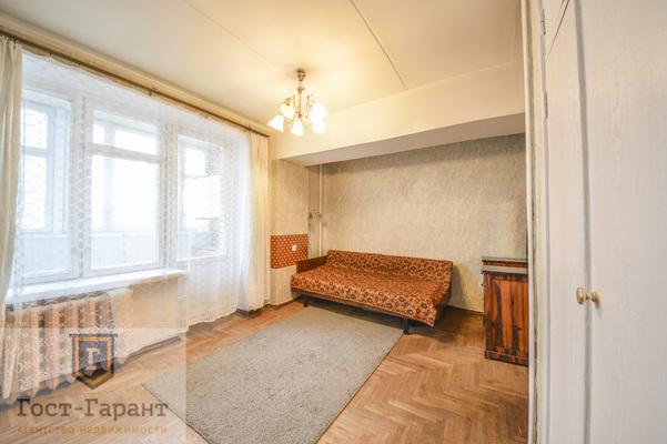 Адрес: Дмитрия Ульянова улица, дом 43к1, агентство недвижимости Гост-Гарант, планировка: П-29, комнат: 2. Фото 3