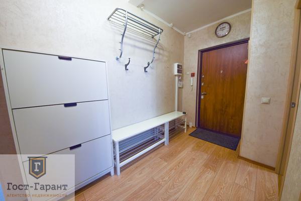 Адрес: Рублевское шоссе, дом 93к2, агентство недвижимости Гост-Гарант, планировка: П-111М, комнат: 2. Фото 10