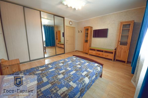 Адрес: Рублевское шоссе, дом 93к2, агентство недвижимости Гост-Гарант, планировка: П-111М, комнат: 2. Фото 6