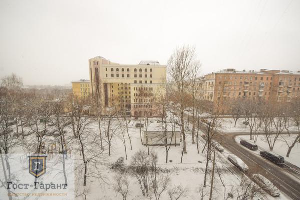 Адрес: Новоспасский переулок, дом 5, агентство недвижимости Гост-Гарант, планировка: Индивидуальный проект, комнат: 2. Фото 12