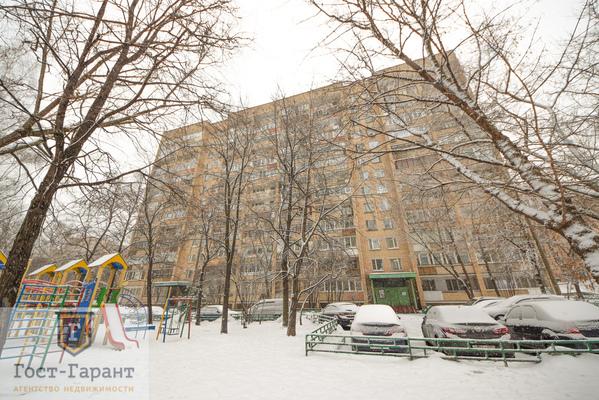 Адрес: Новоспасский переулок, дом 5, агентство недвижимости Гост-Гарант, планировка: Индивидуальный проект, комнат: 2. Фото 15