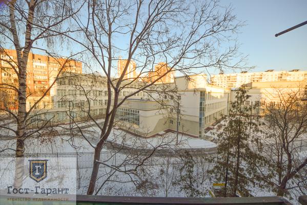 Адрес: Шумкина улица, дом 11, агентство недвижимости Гост-Гарант, планировка: И-511 (I-511), комнат: 2. Фото 13