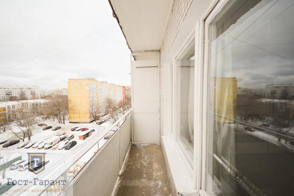 Адрес: Красноярская улица, дом 3к1, агентство недвижимости Гост-Гарант, планировка: I-515, комнат: 1. Фото 5
