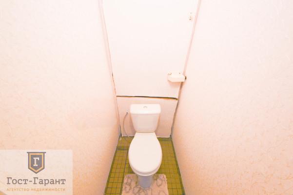Адрес: Старонародная улица, д. 4, агентство недвижимости Гост-Гарант, планировка: П-30, комнат: 2. Фото 5