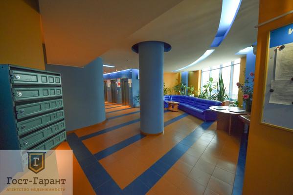 Адрес: г. Химки, Юбилейный проспект, дом 1к1, агентство недвижимости Гост-Гарант, планировка: Индивидуальный проект , комнат: 1. Фото 13