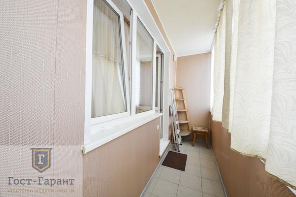 Адрес: Большая Очаковская, дом 42, агентство недвижимости Гост-Гарант, планировка: П46М, комнат: 1. Фото 9