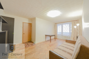 Двухкомнатная квартира на Серпуховской