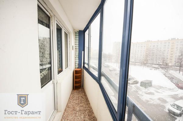 Адрес: Ясный проезд, дом 16, агентство недвижимости Гост-Гарант, планировка: п-44т, комнат: 2. Фото 7