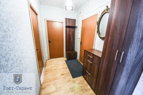 Адрес: Ясный проезд, дом 16, агентство недвижимости Гост-Гарант, планировка: п-44т, комнат: 2. Фото 11