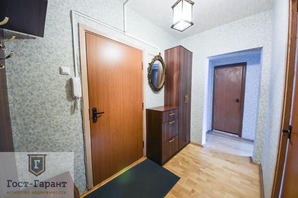 Адрес: Ясный проезд, дом 16, агентство недвижимости Гост-Гарант, планировка: п-44т, комнат: 2. Фото 10