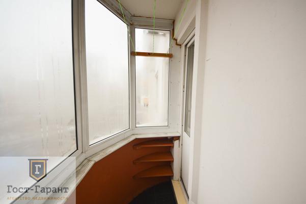 Адрес: Белореченская улица, дом 12, агентство недвижимости Гост-Гарант, планировка: П3М, комнат: 2. Фото 8