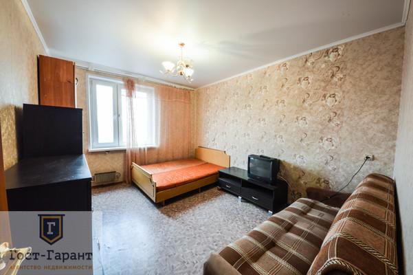 Адрес: Борисовский проезд, дом 44к3, агентство недвижимости Гост-Гарант, планировка: 1605-АМ, комнат: 3. Фото 2