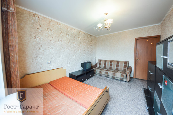 Адрес: Борисовский проезд, дом 44к3, агентство недвижимости Гост-Гарант, планировка: 1605-АМ, комнат: 3. Фото 3