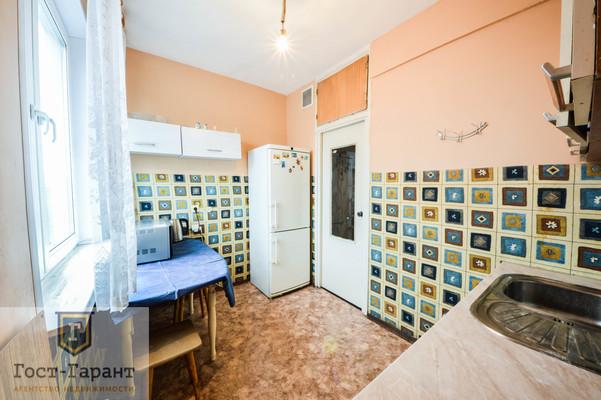 Адрес: Борисовский проезд, дом 44к3, агентство недвижимости Гост-Гарант, планировка: 1605-АМ, комнат: 3. Фото 6