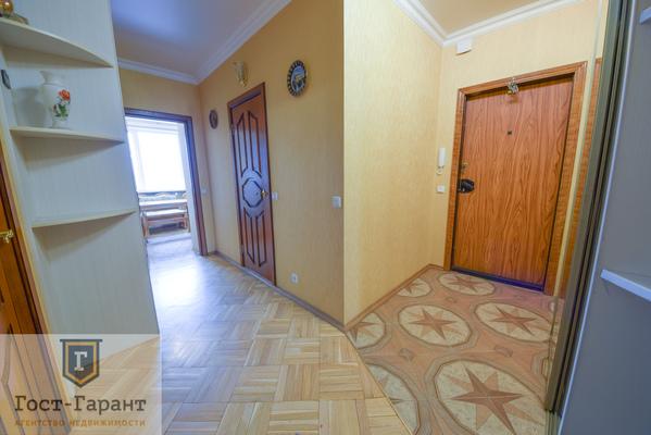 Адрес: Зеленоградская улица, дом 17, агентство недвижимости Гост-Гарант, планировка: п44т, комнат: 2. Фото 3