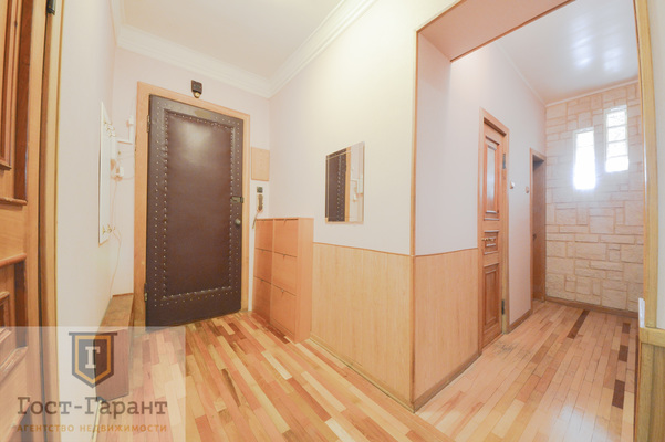 Адрес: 1-я Парковая улица, дом 14, агентство недвижимости Гост-Гарант, планировка: Индивидуальный проект , комнат: 3. Фото 5
