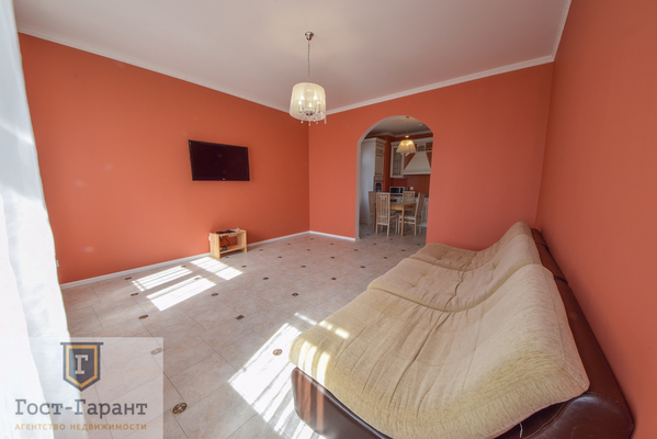 Адрес: Казарменный переулок, 8с2, агентство недвижимости Гост-Гарант, планировка: Индивидуальный проект , комнат: 3. Фото 3