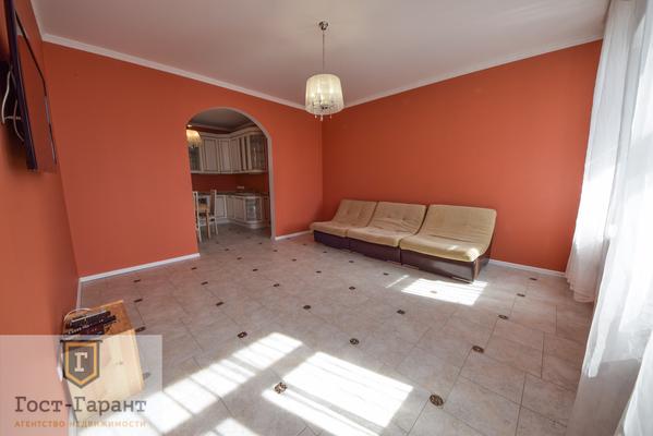 Адрес: Казарменный переулок, 8с2, агентство недвижимости Гост-Гарант, планировка: Индивидуальный проект , комнат: 3. Фото 4