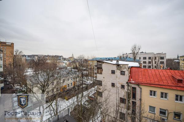 Адрес: Казарменный переулок, 8с2, агентство недвижимости Гост-Гарант, планировка: Индивидуальный проект , комнат: 3. Фото 9