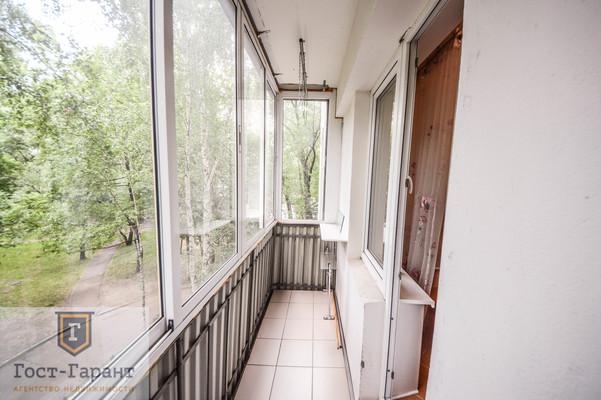 Адрес: Плеханова улица, дом 35, агентство недвижимости Гост-Гарант, планировка: П-18, комнат: 2. Фото 3