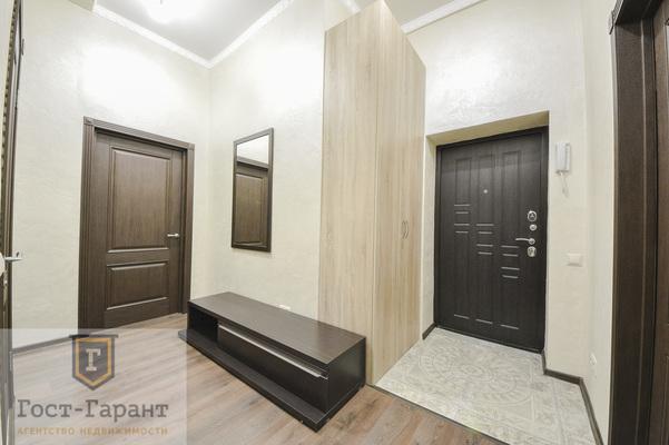 Адрес: 1-й Балтийский переулок, дом 4, агентство недвижимости Гост-Гарант, планировка: Индивидуальный проект, комнат: 2. Фото 9