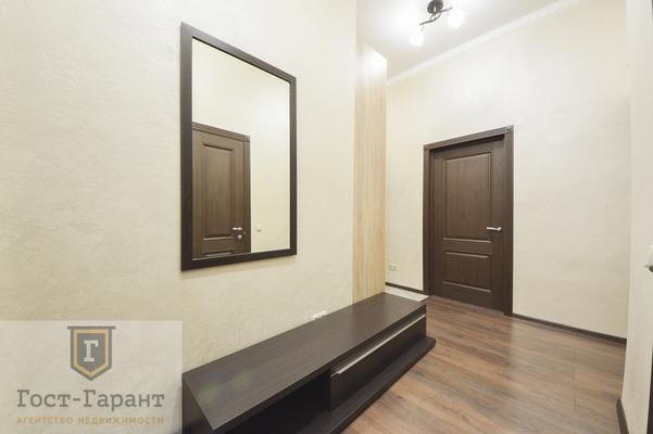 Адрес: 1-й Балтийский переулок, дом 4, агентство недвижимости Гост-Гарант, планировка: Индивидуальный проект, комнат: 2. Фото 10
