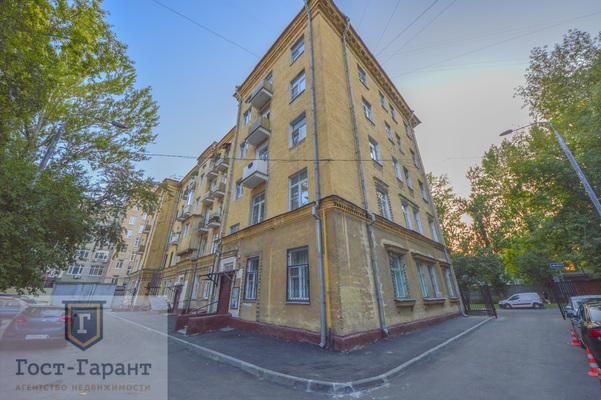 Адрес: 1-й Балтийский переулок, дом 4, агентство недвижимости Гост-Гарант, планировка: Индивидуальный проект, комнат: 2. Фото 11