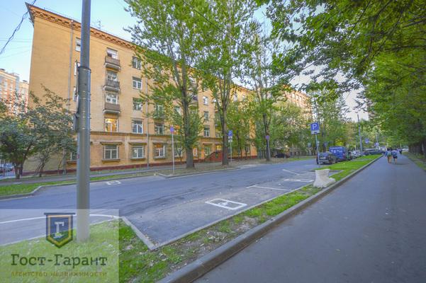 Адрес: 1-й Балтийский переулок, дом 4, агентство недвижимости Гост-Гарант, планировка: Индивидуальный проект, комнат: 2. Фото 12