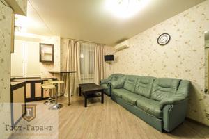Двухкомнатная квартира у метро Текстильщики