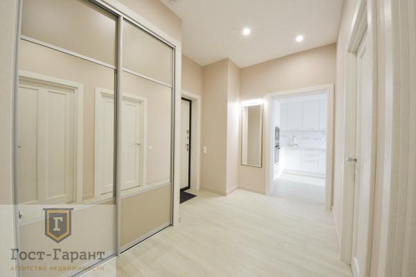 Адрес: Берёзовая аллея, дом 17к2, агентство недвижимости Гост-Гарант, планировка: Индивидуальный проект , комнат: 2. Фото 8
