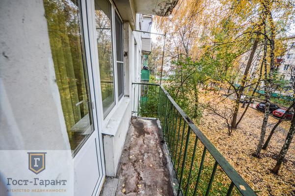Адрес: Севастопольский проспект, дом 46к5, агентство недвижимости Гост-Гарант, планировка: И-510, комнат: 2. Фото 7