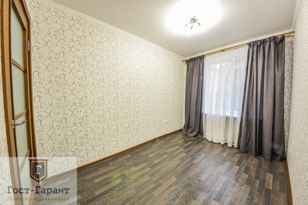 Адрес: Севастопольский проспект, дом 46к5, агентство недвижимости Гост-Гарант, планировка: И-510, комнат: 2. Фото 3