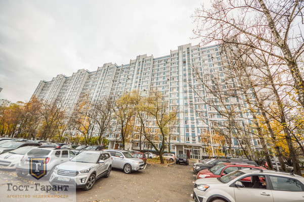 Адрес: Таллинская улица, дом 2, агентство недвижимости Гост-Гарант, планировка: П-44, комнат: 1. Фото 12