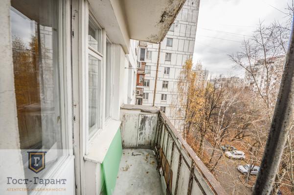 Адрес: Союзный проспект, дом 20к4, агентство недвижимости Гост-Гарант, планировка: П-18, комнат: 2. Фото 5