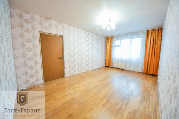 Адрес: улица Грекова, дом 9, агентство недвижимости Гост-Гарант, планировка: П-44Т, комнат: 2. Фото 6
