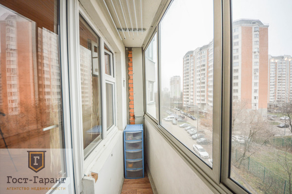 Адрес: улица Грекова, дом 9, агентство недвижимости Гост-Гарант, планировка: П-44Т, комнат: 2. Фото 8