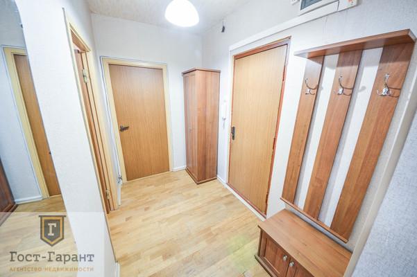 Адрес: улица Грекова, дом 9, агентство недвижимости Гост-Гарант, планировка: П-44Т, комнат: 2. Фото 12