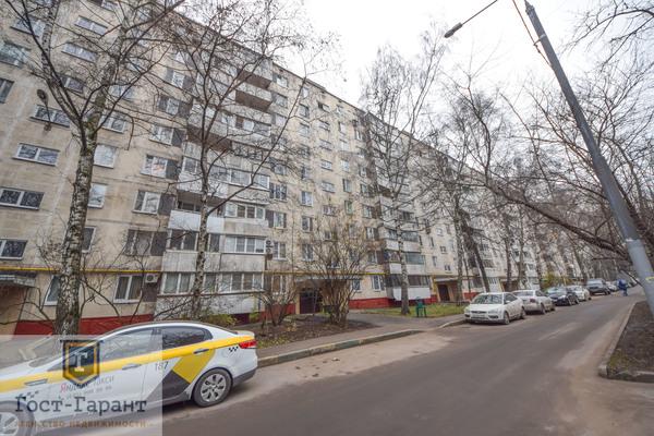 Адрес: Дубнинская улица, дом 6к1А, агентство недвижимости Гост-Гарант, планировка: п-49, комнат: 2. Фото 12