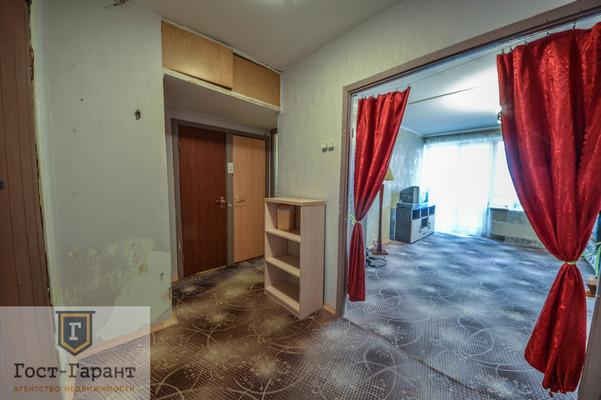 Адрес: Ясногорская улица, 21к1, агентство недвижимости Гост-Гарант, планировка: И-700, комнат: 1. Фото 8