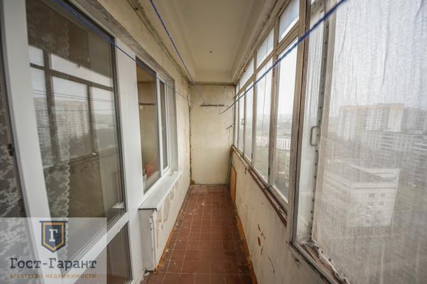 Адрес: Ясногорская улица, 21к1, агентство недвижимости Гост-Гарант, планировка: И-700, комнат: 1. Фото 5