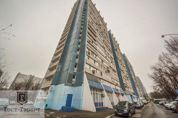Адрес: Ясногорская улица, 21к1, агентство недвижимости Гост-Гарант, планировка: И-700, комнат: 1. Фото 13